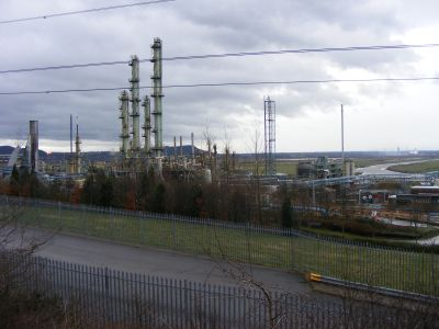 Castner-Kellner Works at Runcorn